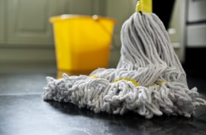Our top 10 tips for cleaning wood floors.