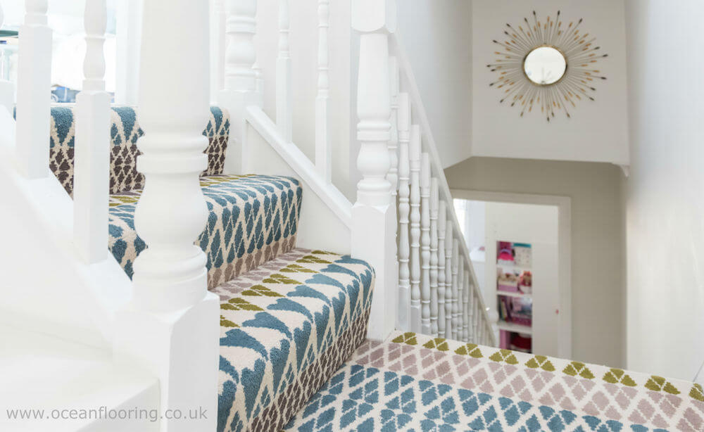 fitted stair carpet