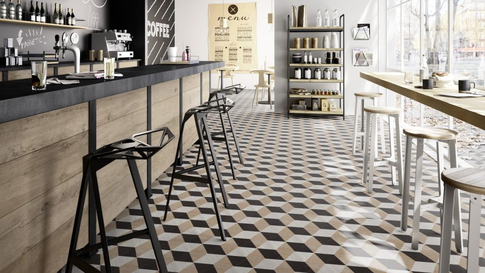 Burke flooring luxury vinyl tile